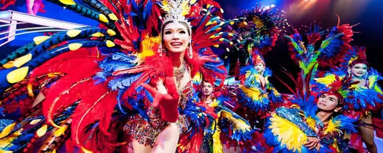 Kabare Oyuncuları - Pattaya