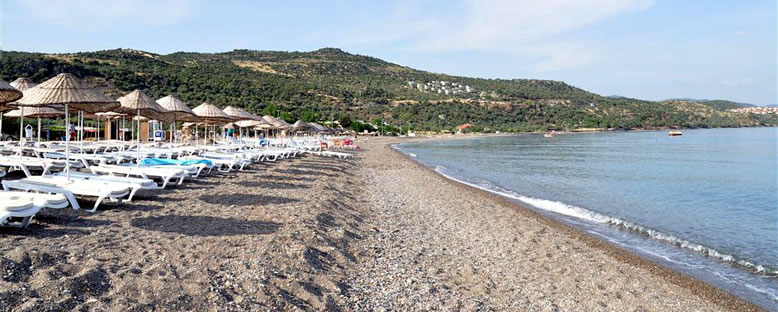 Kadırga Koyu Plajı - Assos