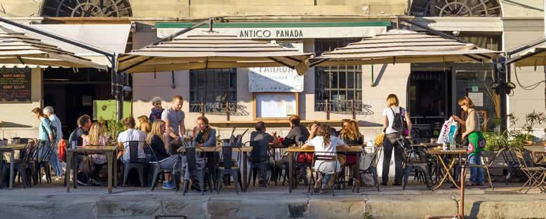 Kahve Dükkanları - Trieste