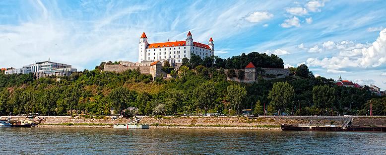 Kale Manzarası - Bratislava
