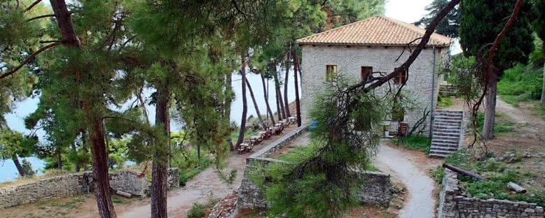Kale Müzesi ve Bahçesi - Parga