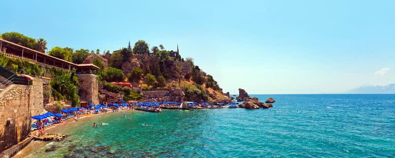 Kaleiçi Plajı - Antalya