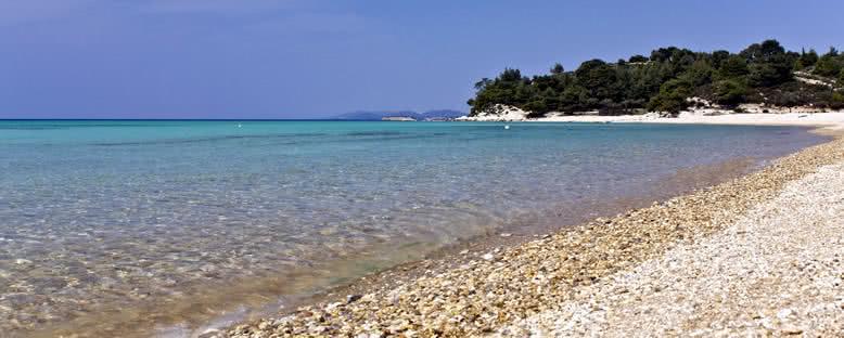 Kalogria Plajı - Halkidiki