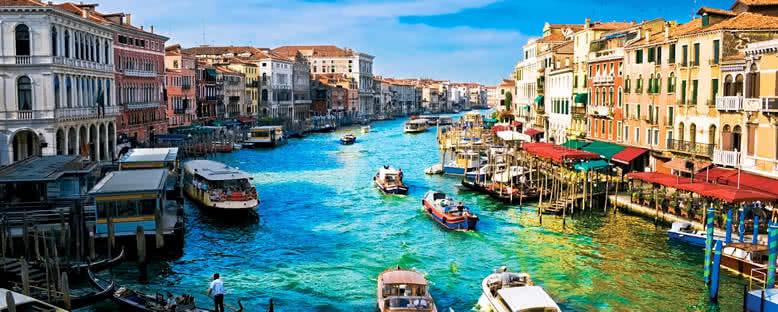 Kanallar Şehri - Venedik