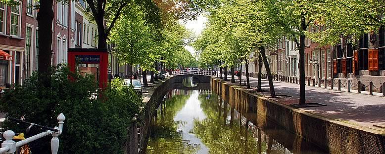 Kanallar ve Sokaklar - Amsterdam