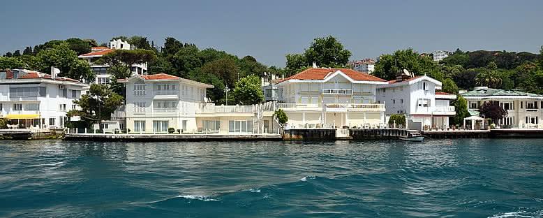 Kanlıca Yalıları - İstanbul