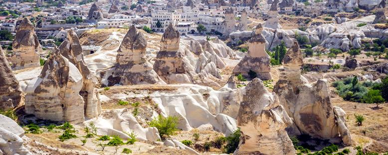 Göreme Peribacaları - Kapadokya