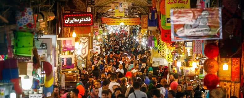 Kapalı Çarşı - Tahran
