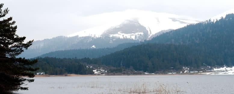 Kar Manzarası - Abant