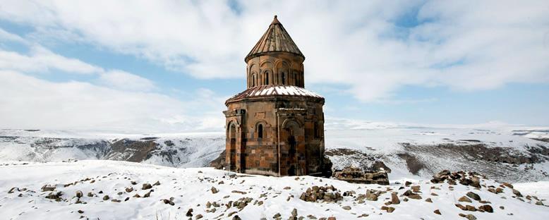 Kar Manzarası - Kars