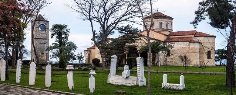 Aya Sofya Kilisesi - Trabzon
