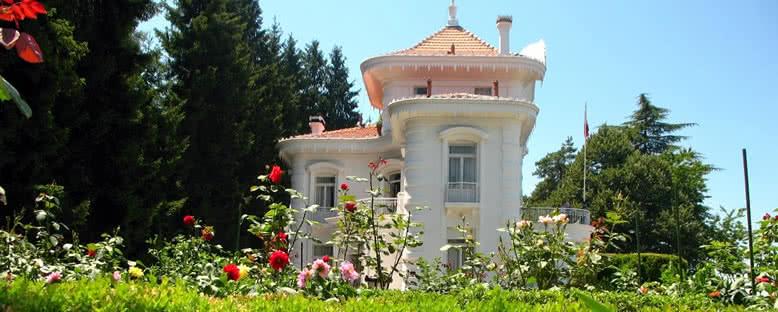 Atatürk Köşkü - Trabzon