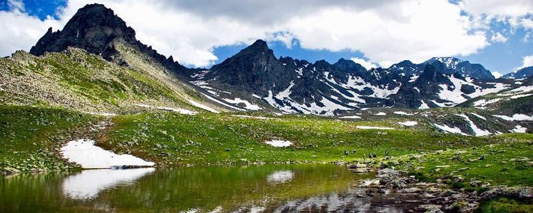 Kaçkar Dağları Manzarası - Rize