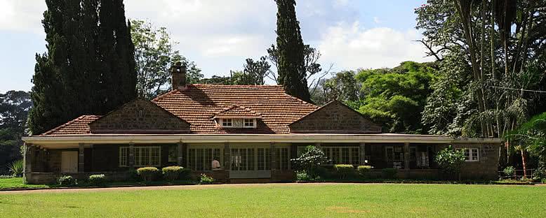 Karen Blixen Müzesi - Nairobi