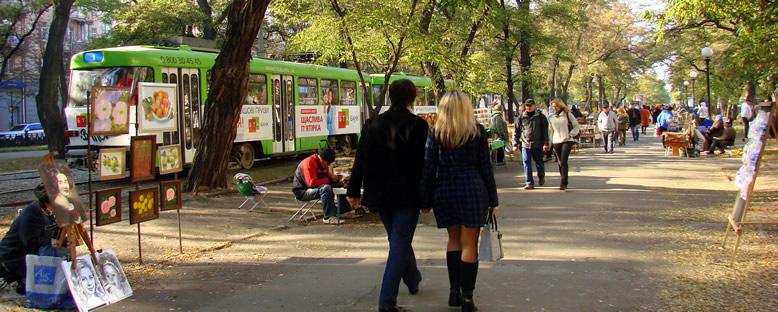 Karl Marx Caddesi - Dnipropetrovsk