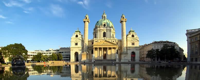 Karlskirche Katedrali - Viyana