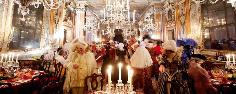 Karnaval Ziyafetleri - Venedik