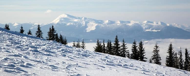 Karpat Dağları - Bukovel