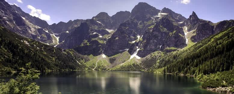 Karpat Dağları - Transilvanya