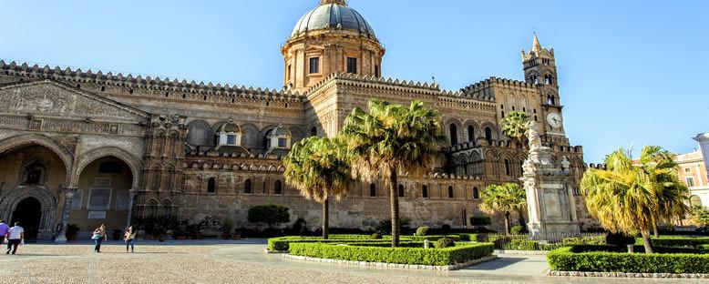 Katedral ve Bahçe - Palermo