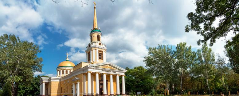 Katedral - Dnipropetrovsk