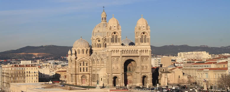 Katedral - Marsilya