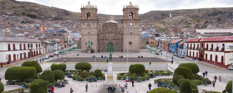 Katedral ve Meydan - Puno