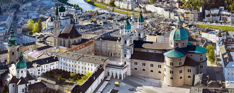 Katedral - Salzburg