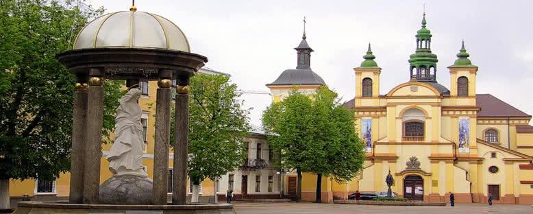 Katolik Kilisesi - Lviv