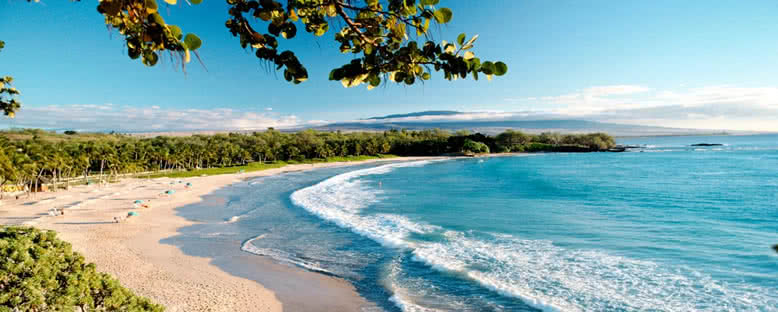 Kauna'oa Plajı - Hawaii