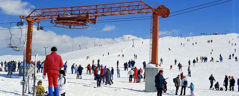 Kayak Merkezi - Mavrovo