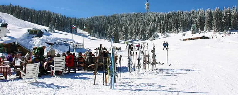 Kayak Merkezi - Pamporovo