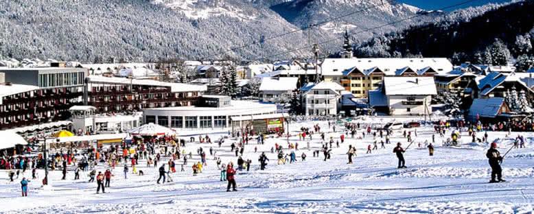 Kayak Merkezleri - Kranjska Gora