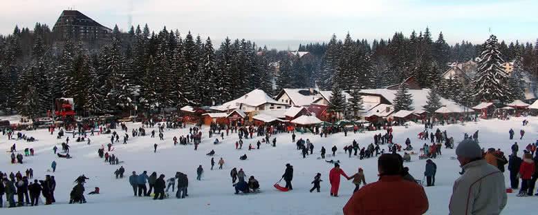 Kayak Merkezleri - Poiana Brasov