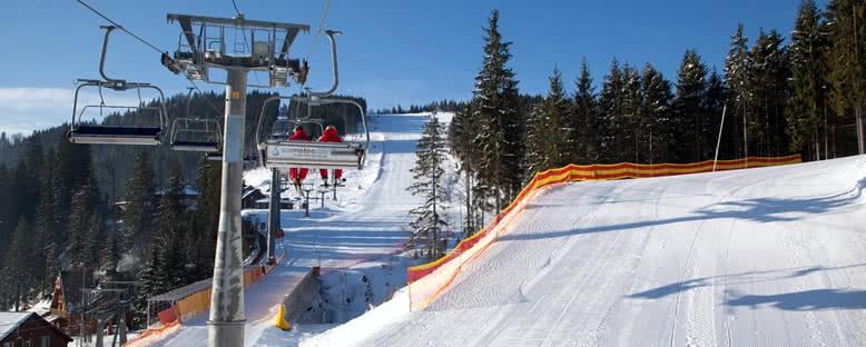 Kayak Tesisleri - Bukovel