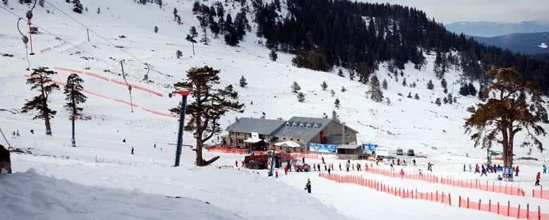Kayak Tesisleri - Kartalkaya