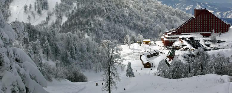 Kayak Tesisleri - Kartepe