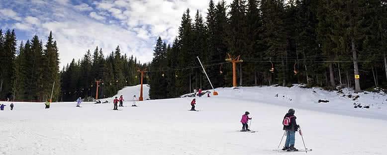 Kayakçılar - Pamporovo