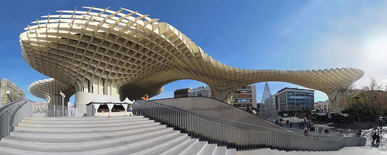 Metropol Parasol - Sevilla