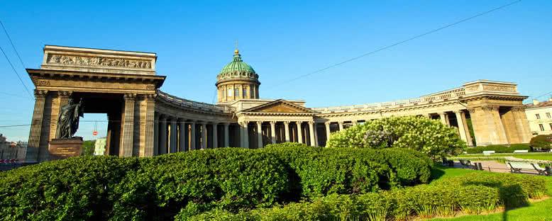 Kazan Katedrali - St. Petersburg