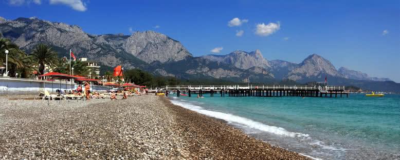Kemer Sahilleri - Antalya