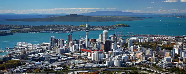 Kent Görünümü - Auckland