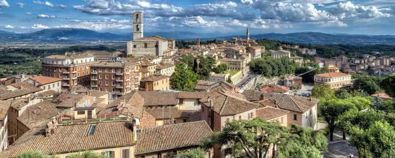 Kent Görünümü - Perugia