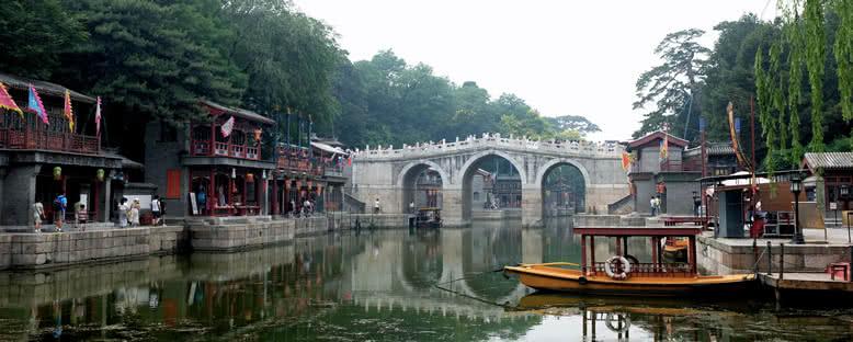 Kent Görünümü - Suzhou