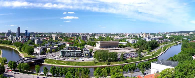 Kent Görünümü - Vilnius