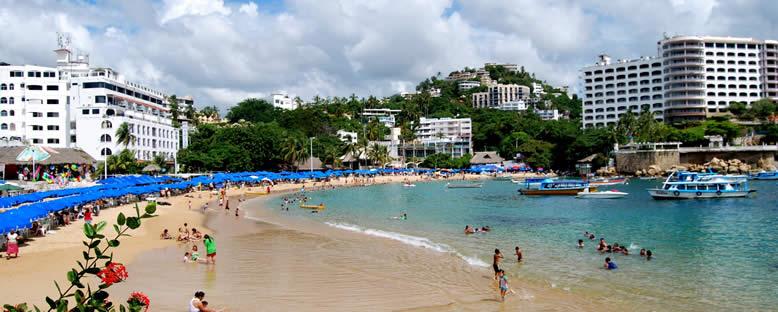 Kent Manzarası - Acapulco