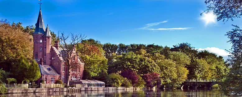 Kent Manzarası - Brugge