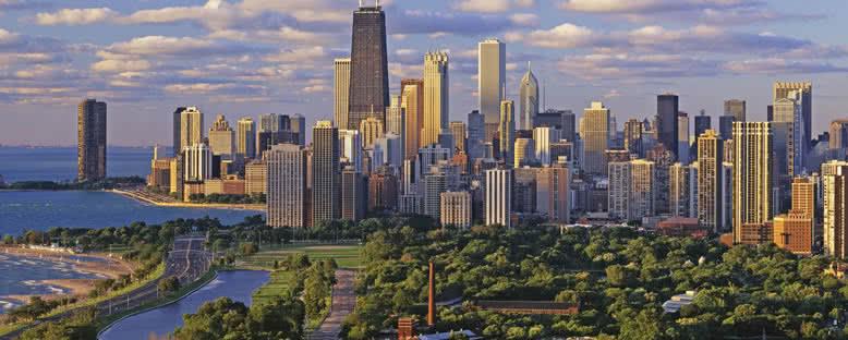 Kent Manzarası - Chicago