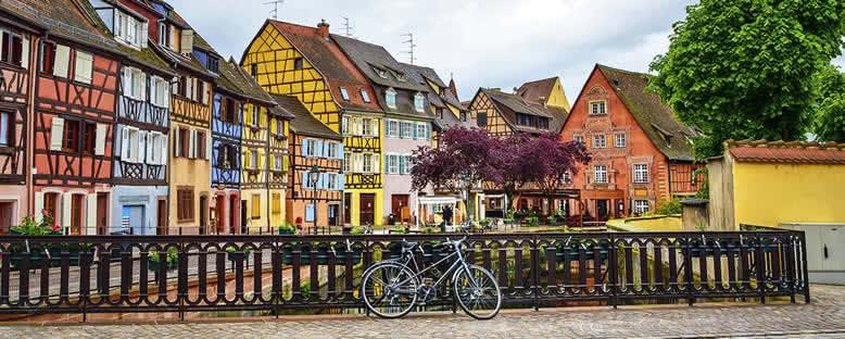 Kent Manzarası - Colmar