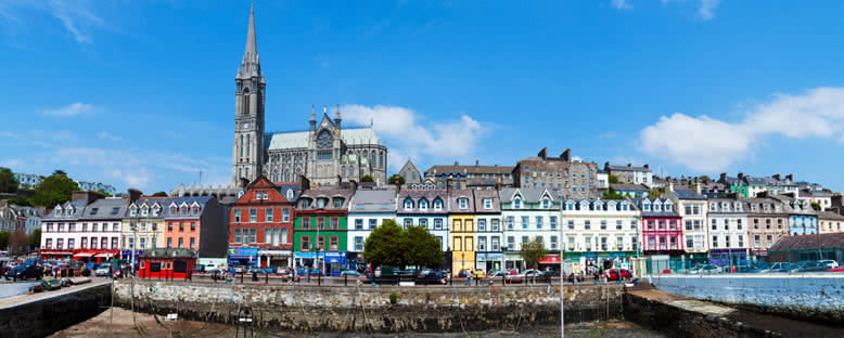 Kent Manzarası - Cork